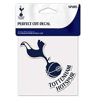 WinCraft Tottenham Hotspur FC パーフェクトカット ダイカット デカール - 4インチ x 4インチ