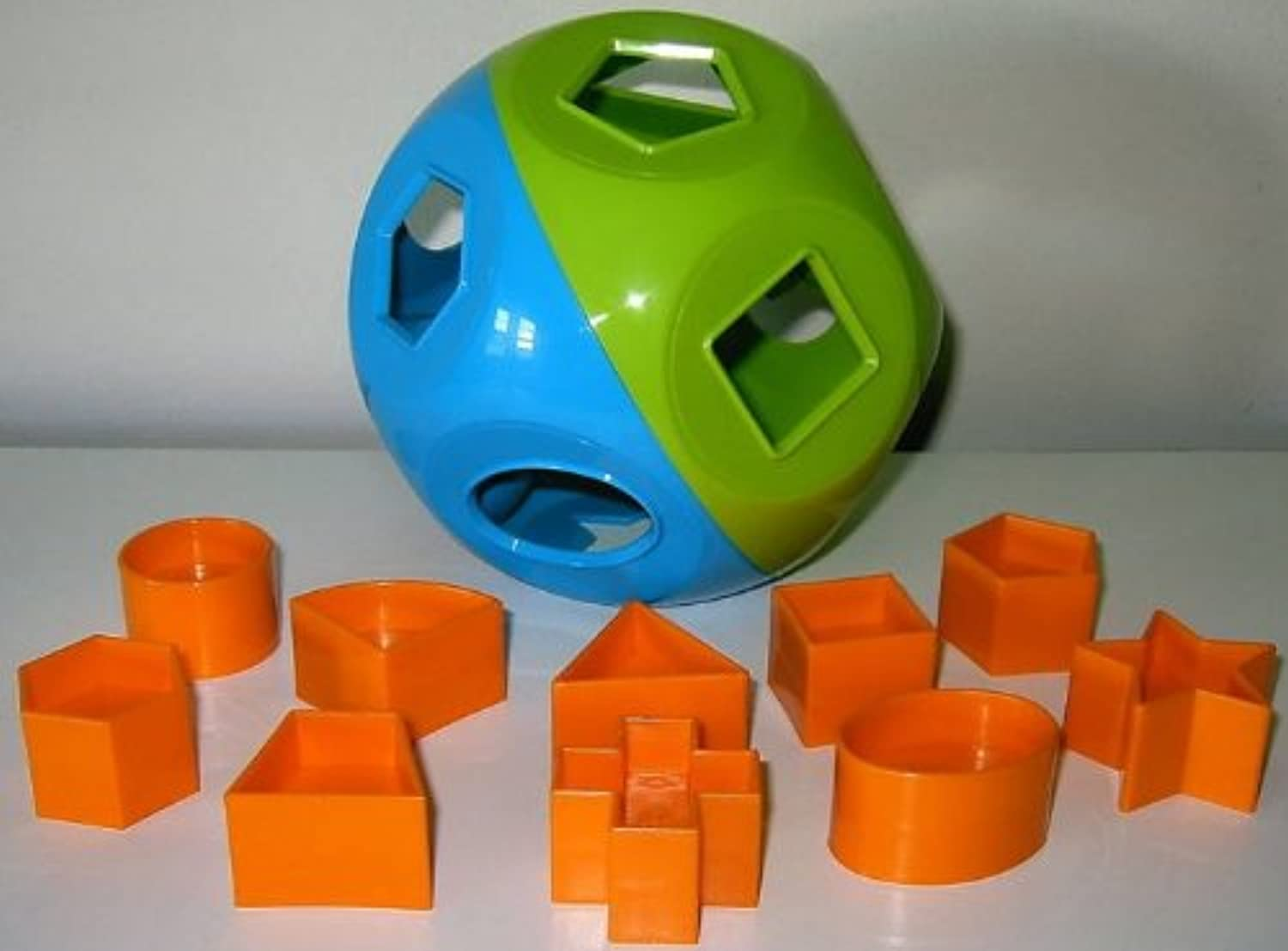 Tupperware shape-o-toy Limited Edition
