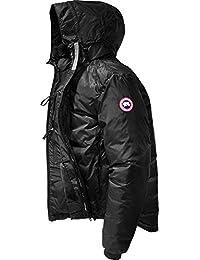 (カナダグース) Canada Goose メンズ アウター ダウンジャケット Lodge Down Hooded Jackets [並行輸入品]