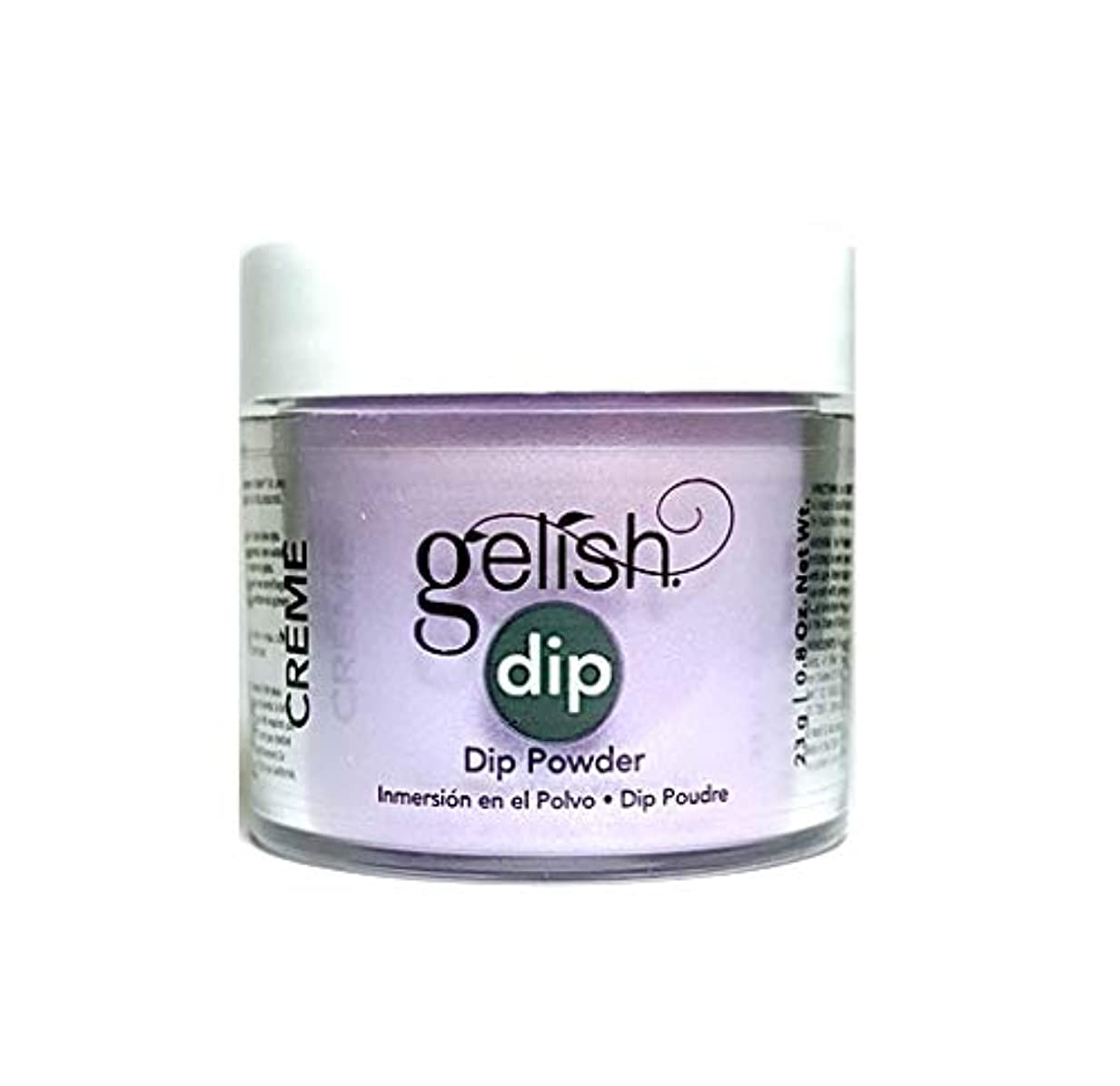 年金想起つづりHarmony Gelish - Dip Powder - All The Queen's Bling - 23g / 0.8oz