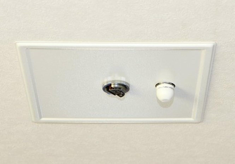 皿ライセンスオーディション【CS-40W】 自動消火装置 ケスジャン[Kesujan] スッキリタイプの天井埋込み型