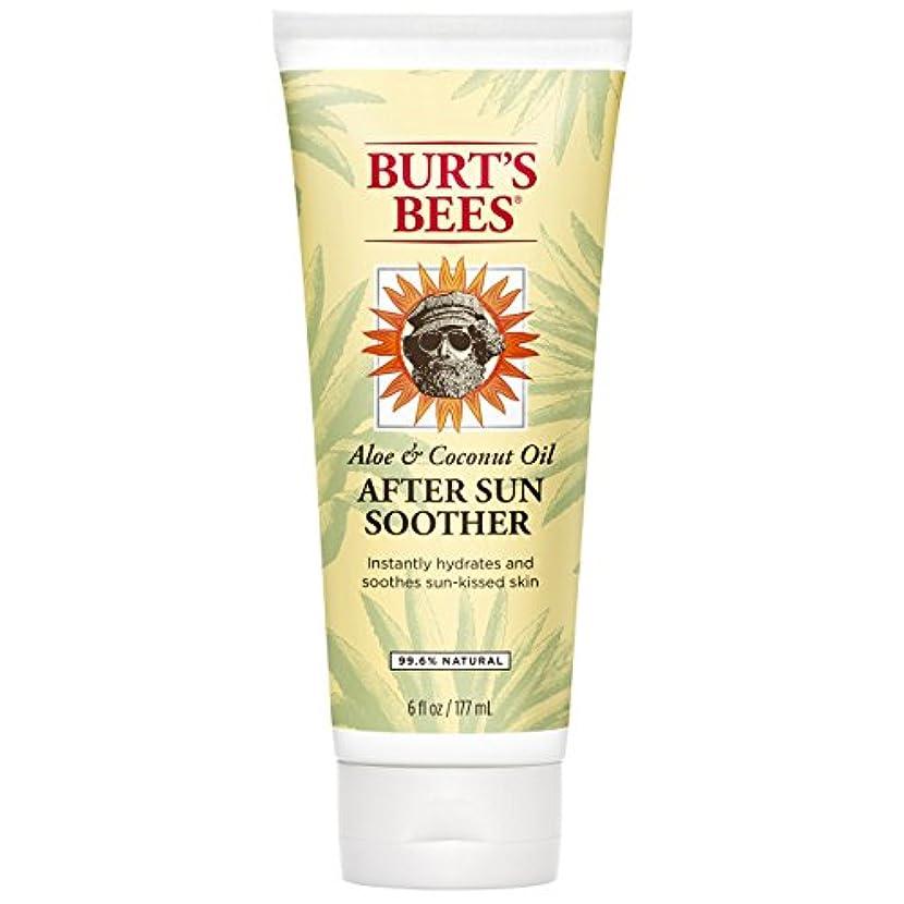 決定的コンチネンタル誤解させるバーツビーズ 日焼け後の肌に潤いを After Sun Soother177ml**並行輸入