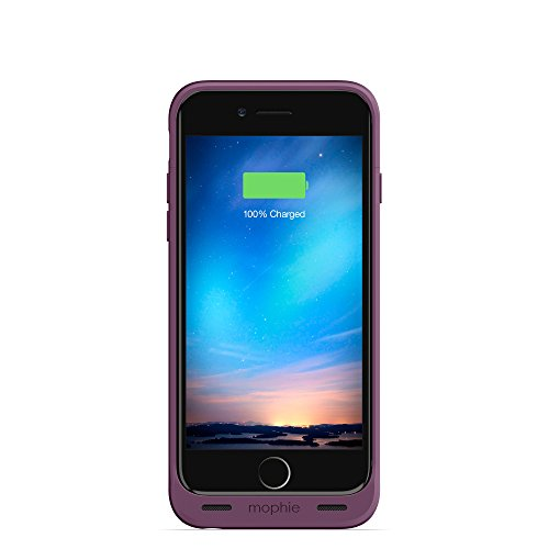 MOPHIE iPhone 6s/6用 Juice Pack Reserve 1840mAh パープル 3368_JPR-IP6-PRP