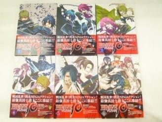 BRAVE10 全6巻 [マーケットプレイス DVD セット]
