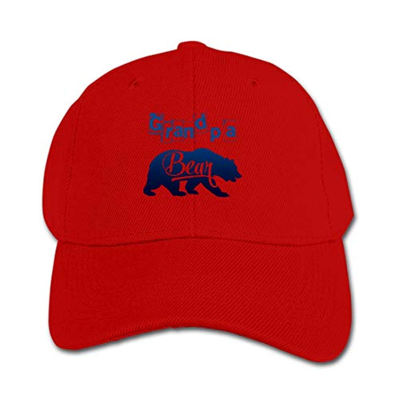 おじいちゃん ベア おもしろい キャップ 多彩 ハット ファッション 鳥打ち帽 子供 通学 アウトドア 帽子