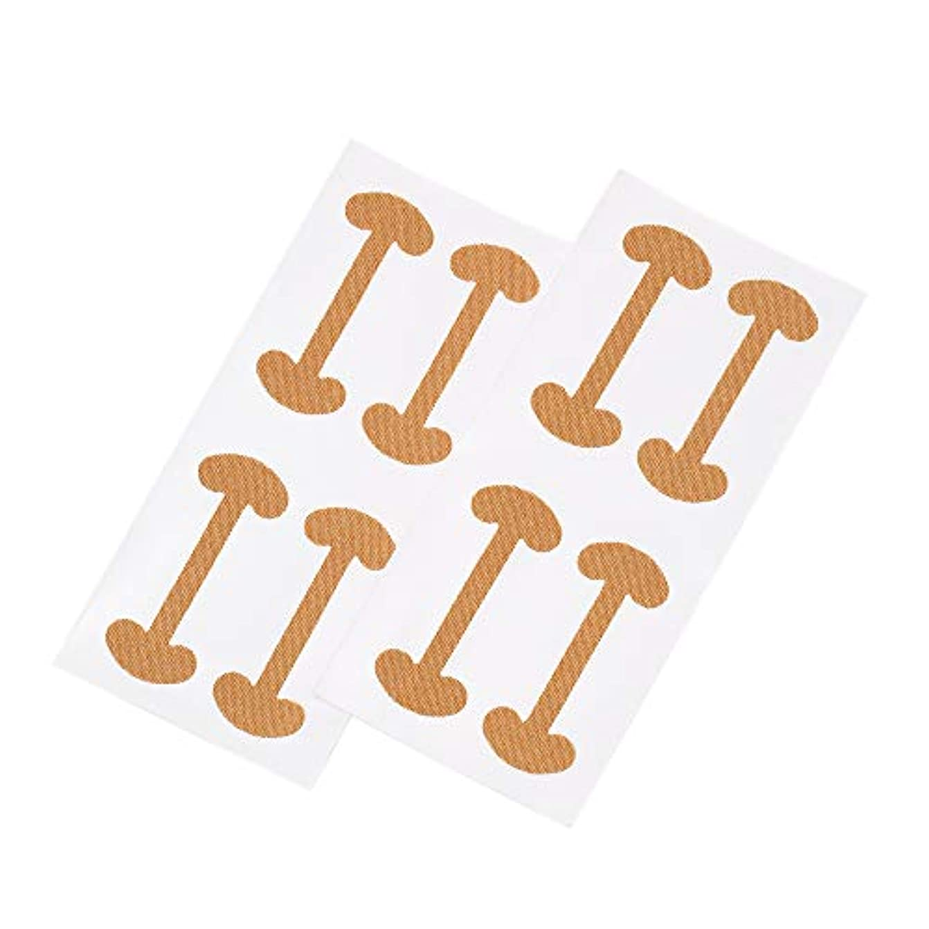 経由で訴えるアカウントDecdeal 8ピース 巻き爪 ケアテープ まきずめ 矯正 巻きヅメ 矯正 爪の治療 爪の矯正パッチ 爪リフタ
