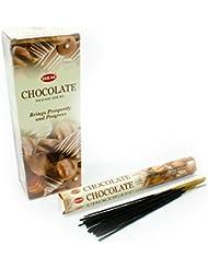 HEM(ヘム)社 チョコレート香 スティック CHOCOLATE 6箱セット