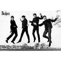 "The Beatles Jump 2ポスタープリント( 36x 24) 36"" x 24"" PSA034223"