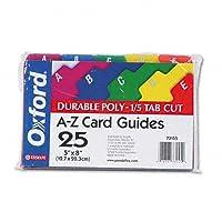 Unruled Index Cards, 3 x 5, Blue, 100/Pack (並行輸入品)
