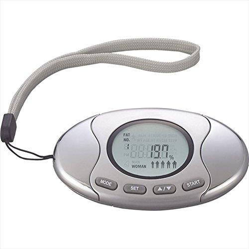 体脂肪計付き歩数計 【健康 小型 コンパクト 小さい ダイエット 運動 ウォーキング 歩く 体脂肪 肥満 F7086-17】