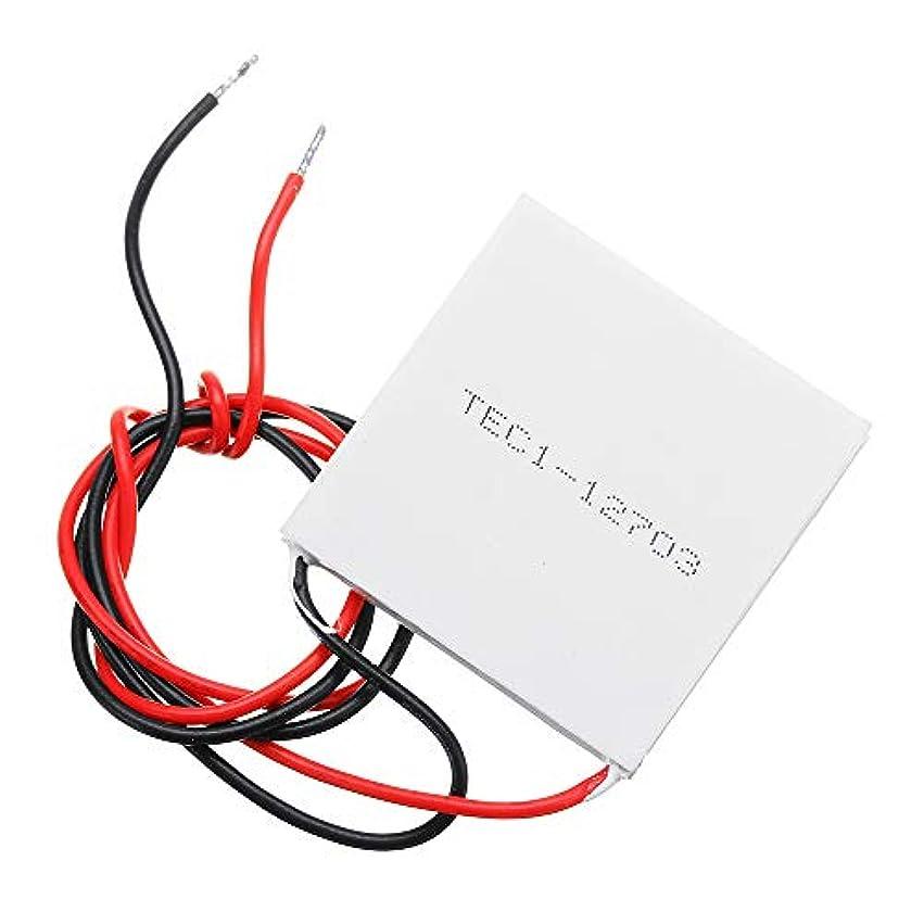 パーチナシティ名前を作るポーチGD TEC1-12703 40x40MM 12V3A Thermoelectric Cooler Peltier Refrigeration Plate