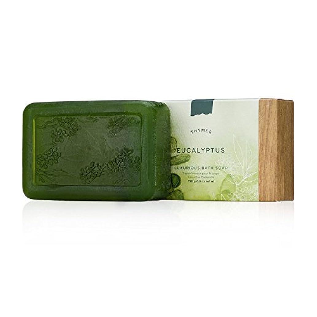 過敏な全体うなずくタイムズ Eucalyptus Luxurious Bath Soap 190g/6.8oz
