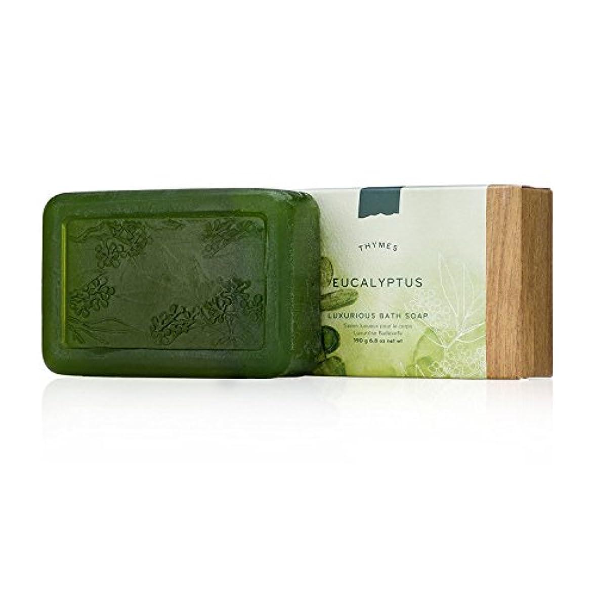 構造いろいろアボートタイムズ Eucalyptus Luxurious Bath Soap 190g/6.8oz
