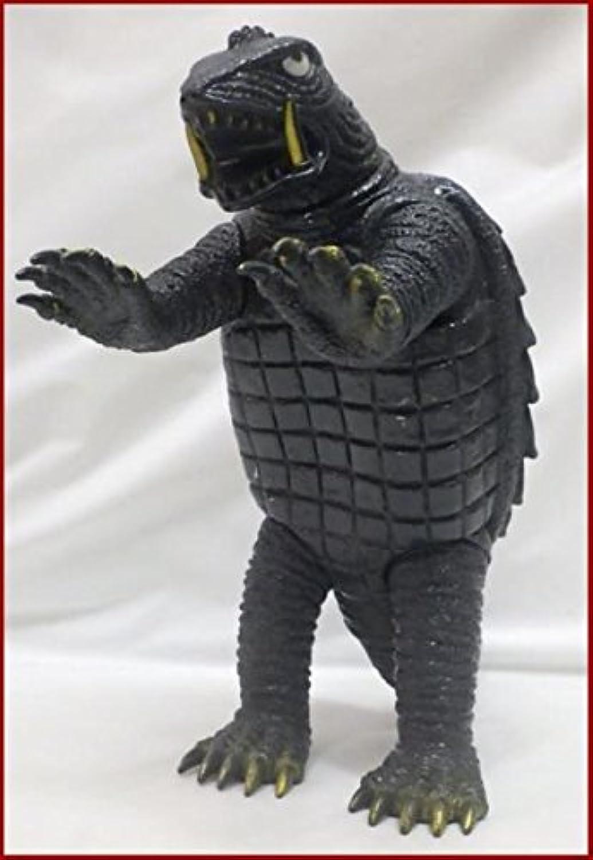 バンダイ 1990 日本製 ソフビ 怪獣ガメラ 特撮 ムービーモンスター大映 硬質タイプ