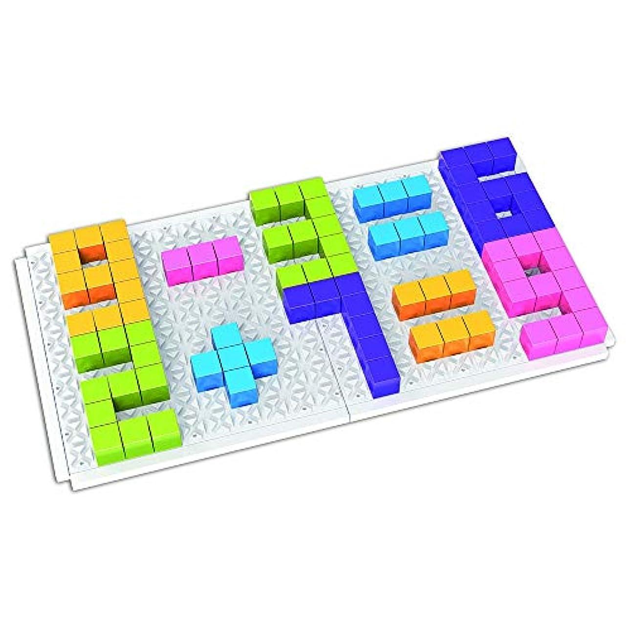 散文苦しむ混雑Chenwang レター番号構築ブロックキッズ幼児用玩具セット幼児教育玩具 (Color : Blocks)