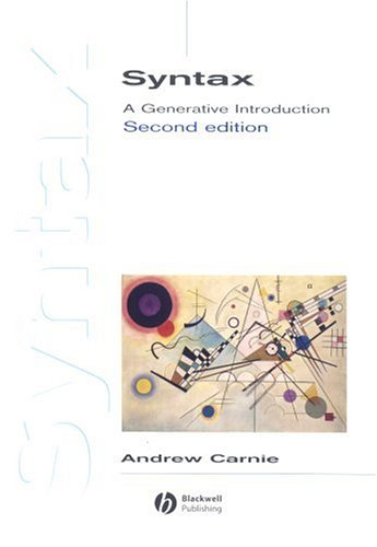 Syntax: A Generative Introduction (Introducing Linguistics)の詳細を見る