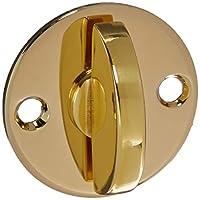 Baldwin 0413030 Mortise Door Bolt, Bright Brass by Baldwin