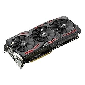 ASUSTek R.O.G. STRIXシリーズ NVIDIA GeForce GTX1070搭載ビデオカード オーバークロック メモリ8GB STRIX-GTX1070-O8G-GAMING