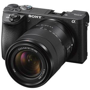 ソニー ミラーレス一眼カメラ「α6500」高倍率ズームレンズキットSONY ILCE-6500M