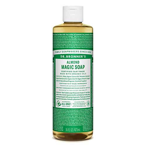 ドクターブロナー マジックソープ magic soap アーモンド 473ml ネイチャーズウェイ