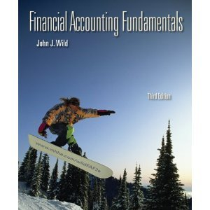 Download Financial Accounting Fundamentals 3rd (Third) Edition byWild B0065GG2T6