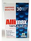 Best Allicins - Allimax 100% Allicin アリシン 180mg 30 Vegerable Capcels Review