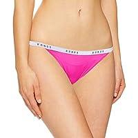 Bonds Women's Underwear Cotton Blend Originals String Bikini Brief