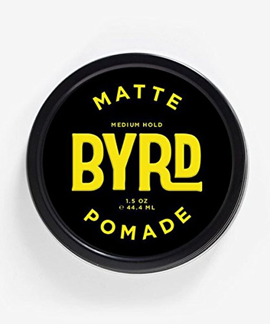 知覚的隣接する許すBYRD(バード) マットポマード 42g