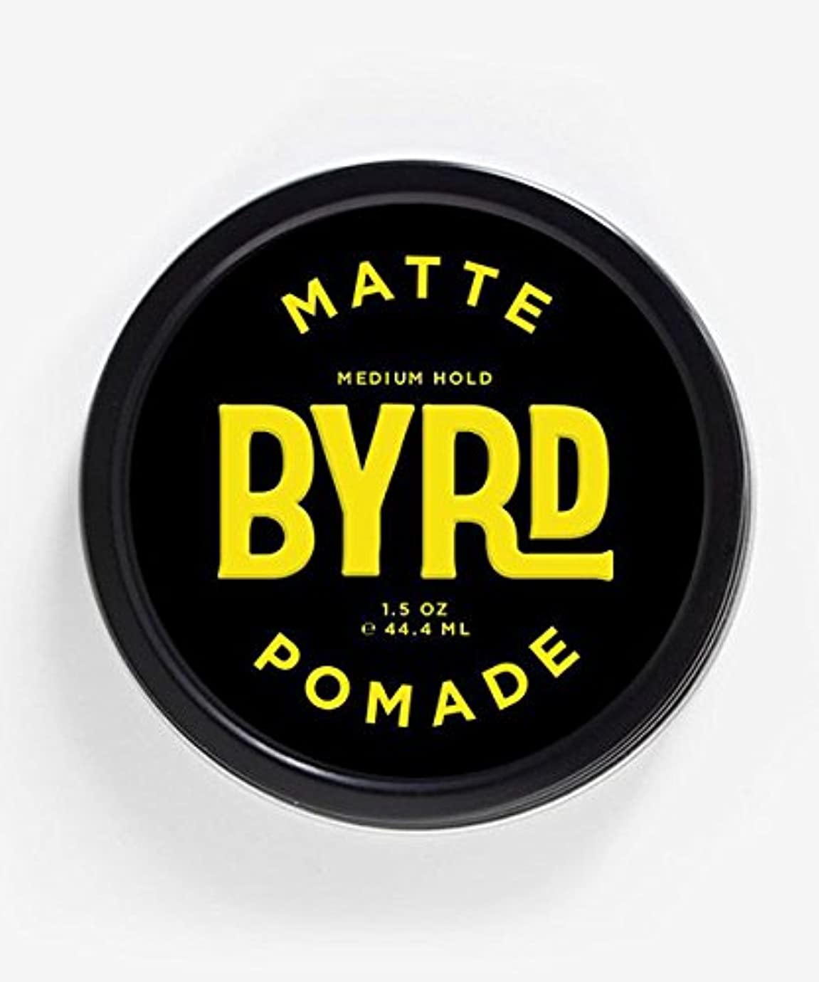 冷笑する注意クライマックスBYRD(バード) マットポマード 42g