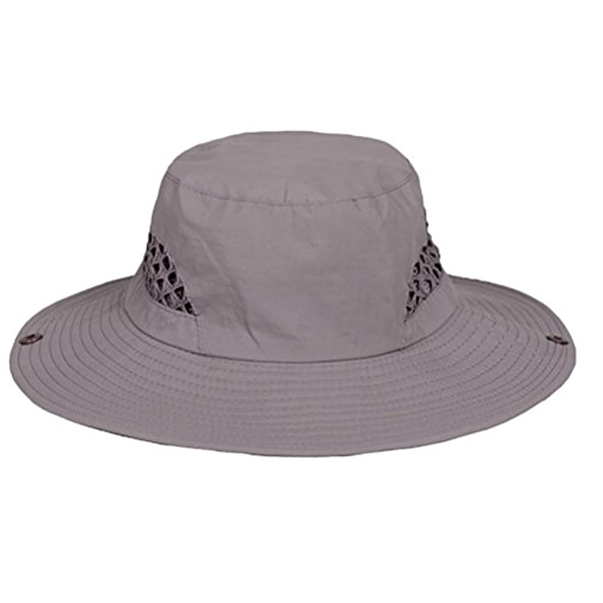 クラッチエコー原始的なZhhlaixing 高品質の Summer Outdoor Sunscreen Cap Adjustable Casual Fishing Hats Multicolor