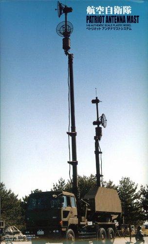 1/48 パトリオットシステムシリーズ 航空自衛隊アンテナシステム