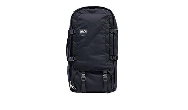 9570dd7cc790 Amazon | BACH バッハ TRAVEL PRO 70 トラベルプロ 70 バックパック バッグ カバン 鞄 旅行 A3 70L 132411  BLACK [並行輸入品] | タウンリュック・ビジネスリュック