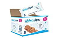 WaterWipes Sensitive Baby Wipes, 720 Count (12 Packs of 60 Count)(並行輸入品)