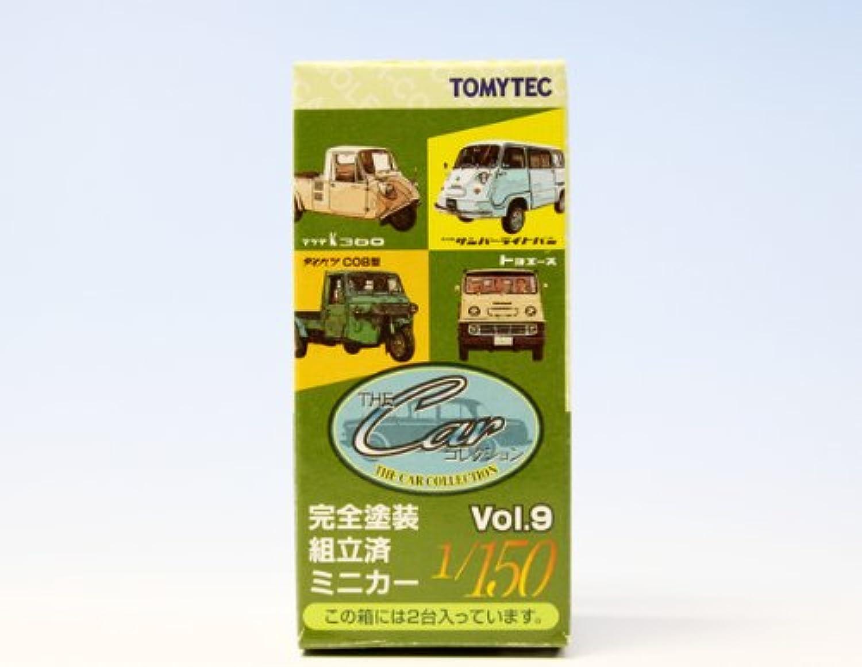 THEカーコレクション Vol.9 いにしえの商用車編 Nゲージ 鉄道模型 ジオラマ 箱玩 トミーテック(全14種フルコンプセット)