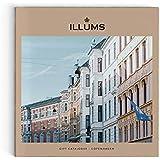 ILLUMS(イルムス) ギフトカタログ コペンハーゲンコース(10,800円) (包装済み/ノキアブラウン) 内祝い 結婚祝い 出産祝い プレゼント お洒落