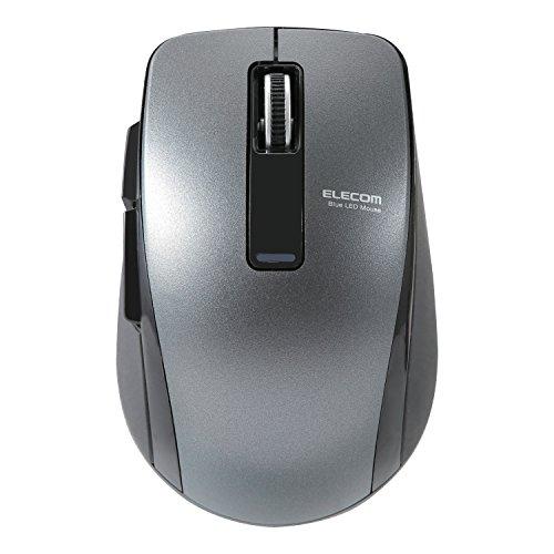 ELECOM (エレコム) マウス Bluetooth (iOS対応)  B07CSMF9SL 1枚目