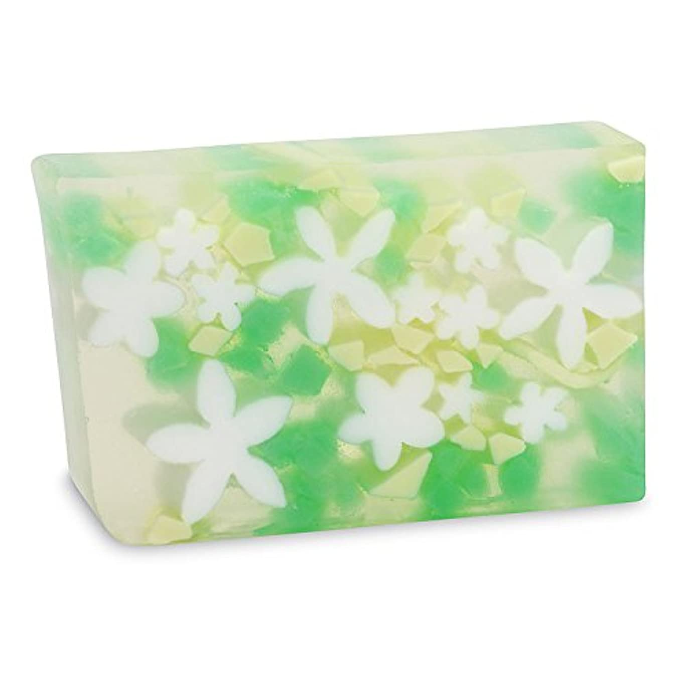 しかしながら立方体満了Primal Elements SWPLU Plumeria 5.8 oz. Bar Soap in Shrinkwrap