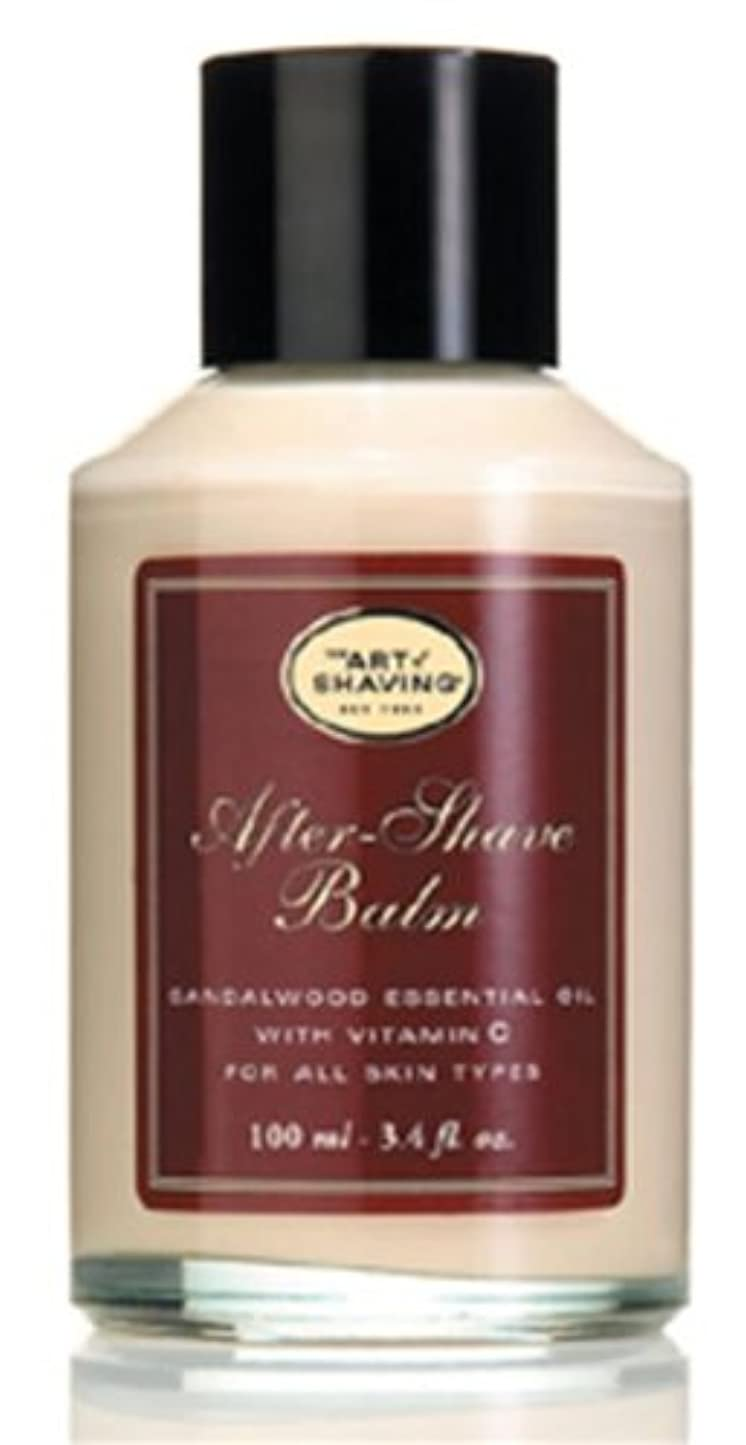 画面とても多くの毒液The Art Of Shaving After-Shave Balm With Sandalwood Essential Oil (並行輸入品) [並行輸入品]