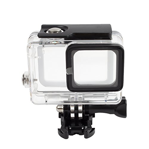 GoPro Hero5 Black 防水ハウジング ダイブハウジング AADIV-001互換品 レンズを外す必要なし