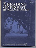 A Reading of Proust (Midway Reprint)
