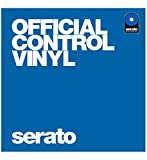 Serato Performance Series Control Vinyl Blue 2LP Scratch Live用コントロールバイナル (セラート)