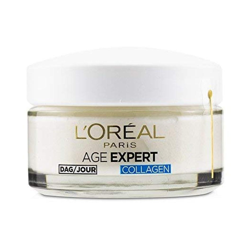 心臓胃痴漢ロレアル Age Expert 35+ Collagen Anti-Wrinkle Hydrating Day Cream 50ml/1.7oz並行輸入品