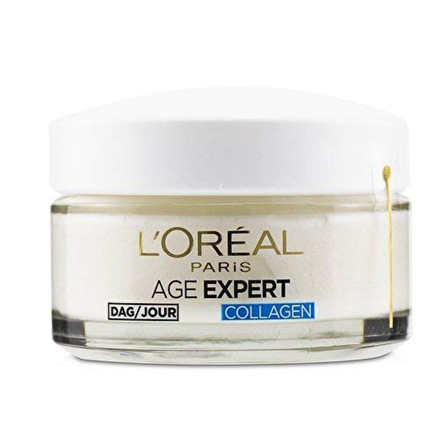 バイナリ時代遅れ動機ロレアル Age Expert 35+ Collagen Anti-Wrinkle Hydrating Day Cream 50ml/1.7oz並行輸入品