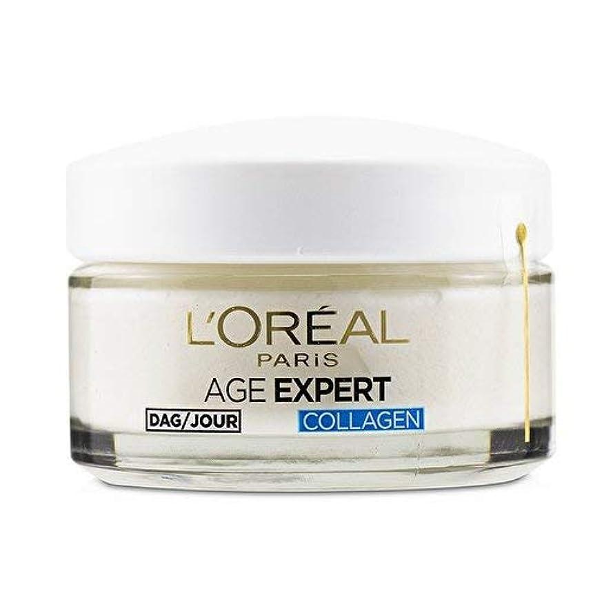 降伏残高ディスクロレアル Age Expert 35+ Collagen Anti-Wrinkle Hydrating Day Cream 50ml/1.7oz並行輸入品