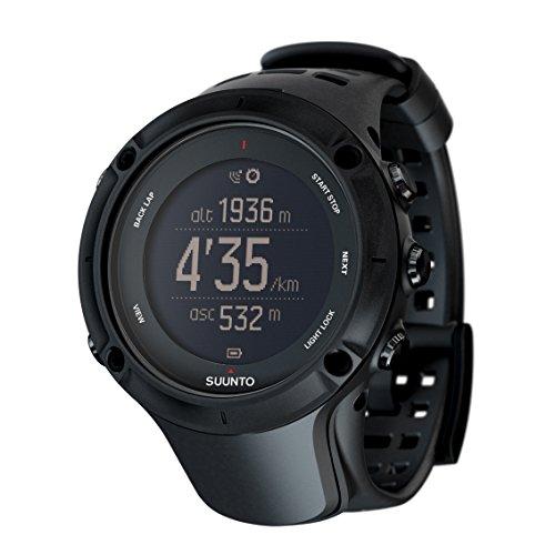 SUUNTO(スント) AMBIT3 PEAK BLACK 【日本正規品】 時刻表示 GPS コンパス 心拍計 Bluetooth [メーカー保証...