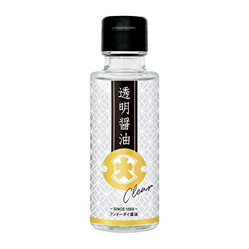 フンドーダイ 透明醤油 100ml 瓶 (1本)