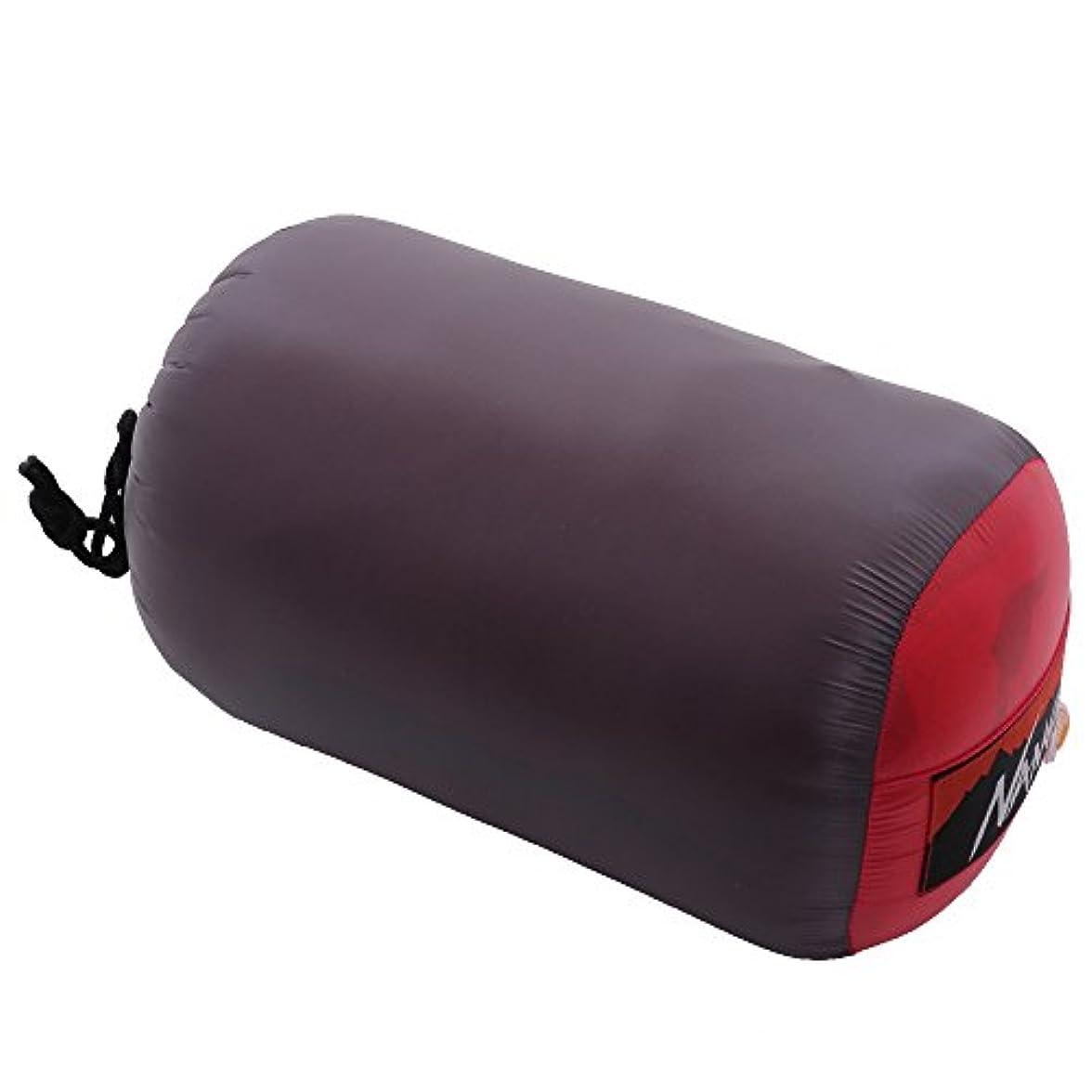 例示する消すと闘うナンガ (NANGA) UDD BAG 280DX レギュラー RED(レッド)