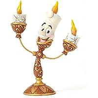 Enesco(エネスコ) Disney Traditions Lumiere Figurine 4049620 [並行輸入品]