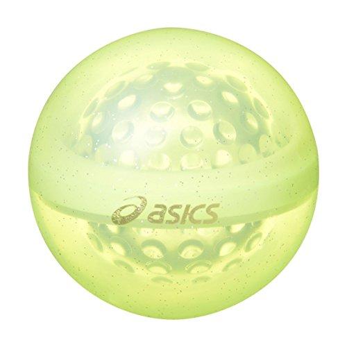 [해외] ASICS(아식스) 파크 골프 하이 파워 볼 X-LABO dimple GGP307 옐로우 F-GGP307