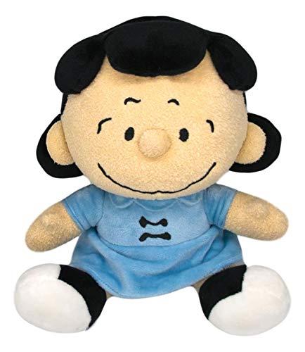 """ピーナッツ スヌーピーとチャーリー ブラウンの親友""""ルーシー ヴァン フェルト""""人形・ぬいぐるみ・プレゼント・子どもの贈り物・高さ23cm Lucy [並行輸入品]"""